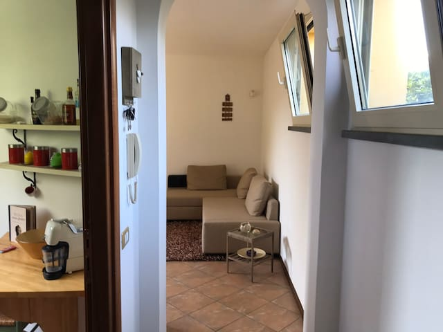 Lovely 1 bed flat 5 minutes walk from the center