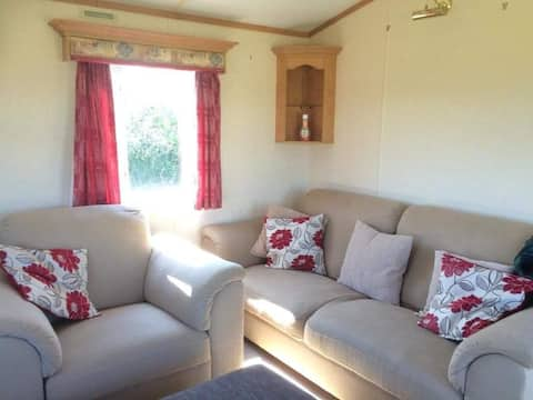 Coppice Gate Farm Holiday Let, nature reserve view