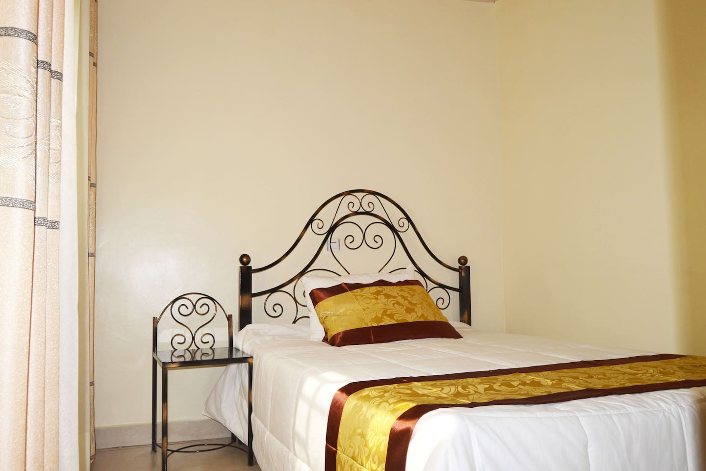 The right place to stay for your night in Kigali.