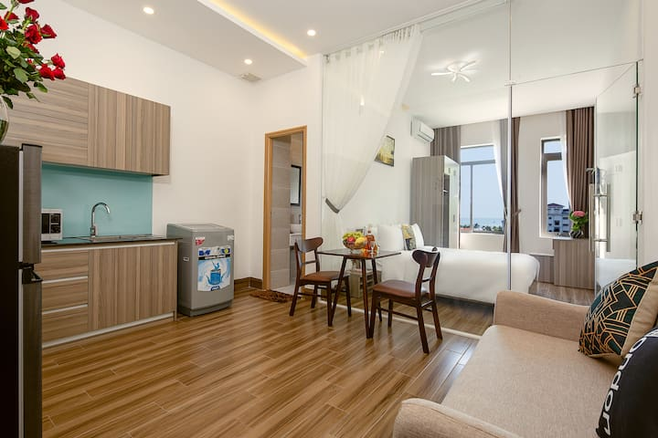 double apartment with sea view 3