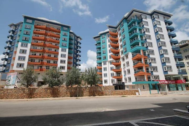 NİCE AND NEW APARTMENT - Alanya - Serviced apartment