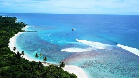 미카도 서핑 캠프 | 티마라푸시 | 몰디브