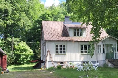 Charming country house in beautiful Linderödsåsen