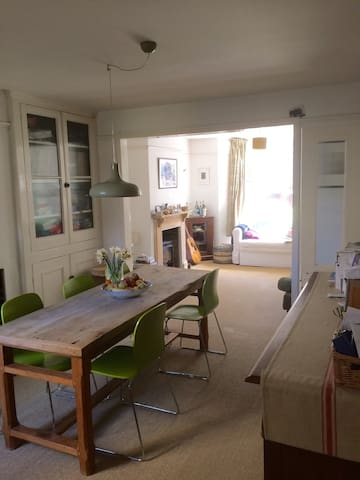 Stylish End Of Terrace Seaside Home - Whitstable - Rumah