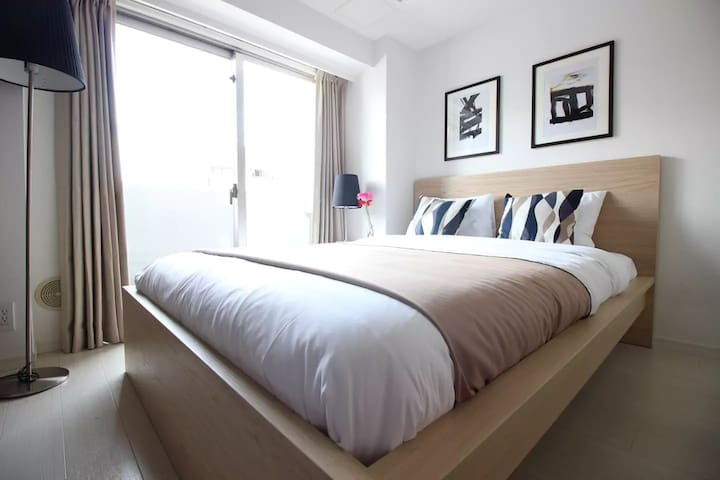 74/Shibuya /Central location/Comfort for two/WIFI