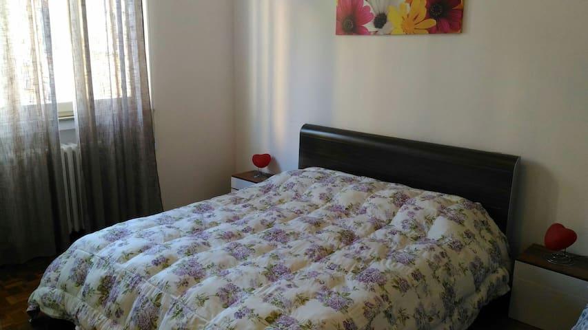 Three-room apartment in the center - Ravenna - Lägenhet