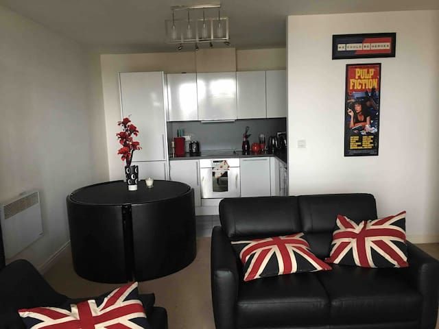 Luxury city centre Birmingham apartment