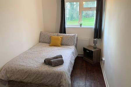 Double Room near old town, newly renovated.