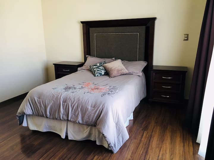 FEEL AT HOME IN A PRIVATE ROOM, NEAR SALTILLO