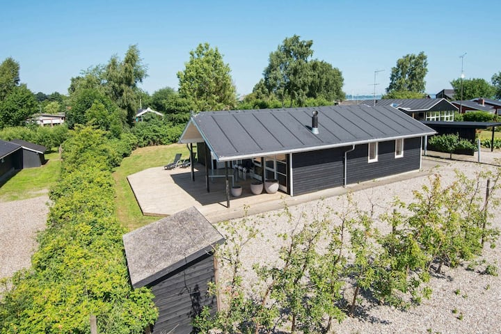 Classy Holiday Home in Jutland with Whirlpool