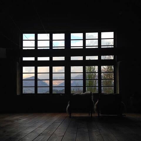 Chambres d'hôtes Les Gachets, «l'Atelier»