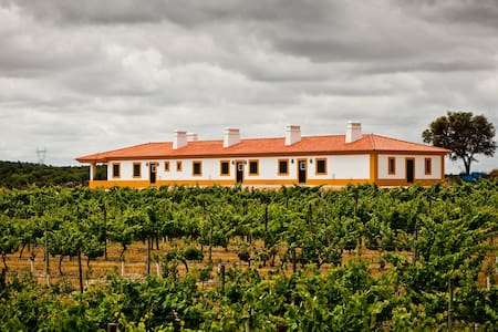 Casa Melro - (Na vinha da Herdade do Gamito)