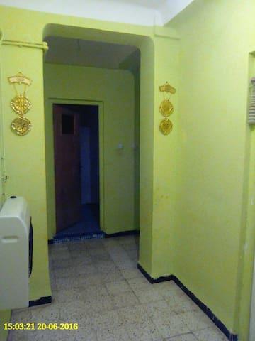 appartement prés de la plage - Aïn El Turk - Apartment