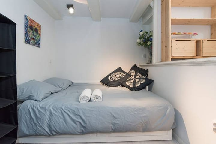 Stylish Studio in the heart of Amsterdam - Amsterdam - Hus