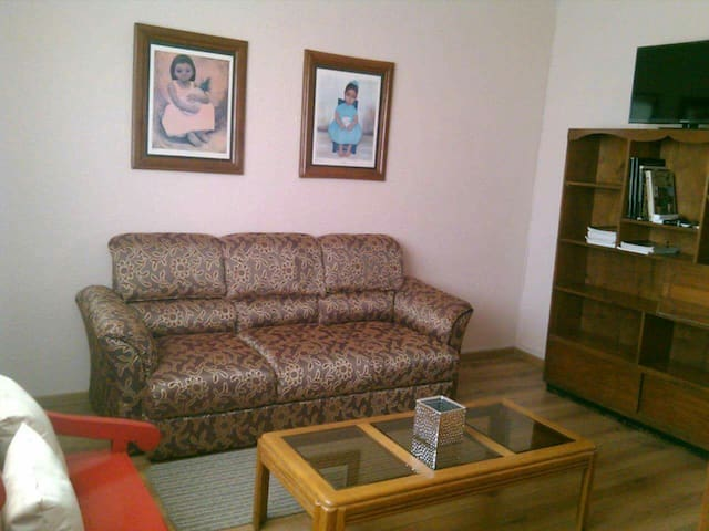 Executive room, shared apartment