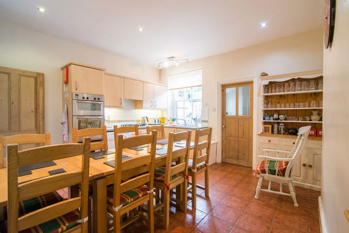 Lynton Spacious House perfectly located in village