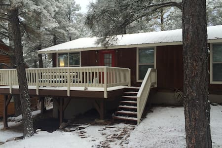 Cozy, family-friendly cabin - Pagosa Springs
