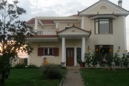 Villa with pool in Agia Triada, Nafplio - Agia Triada