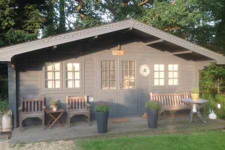 Cosy Cabin in Partridge Green,Sussex