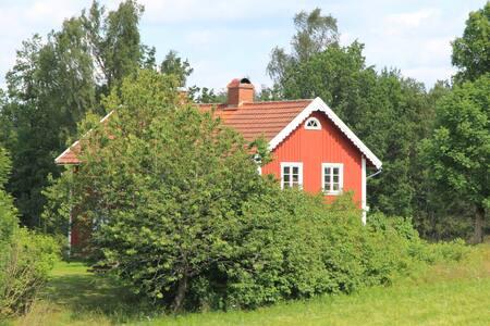 Hyggelig gammel gård på landet - Granshult - House