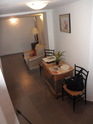 Romantic 2 bed, with cozy breakfast nook - Bocairent - Townhouse