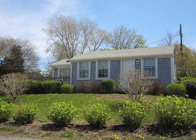 OBERS-Pet Friendly East Orleans Cottage