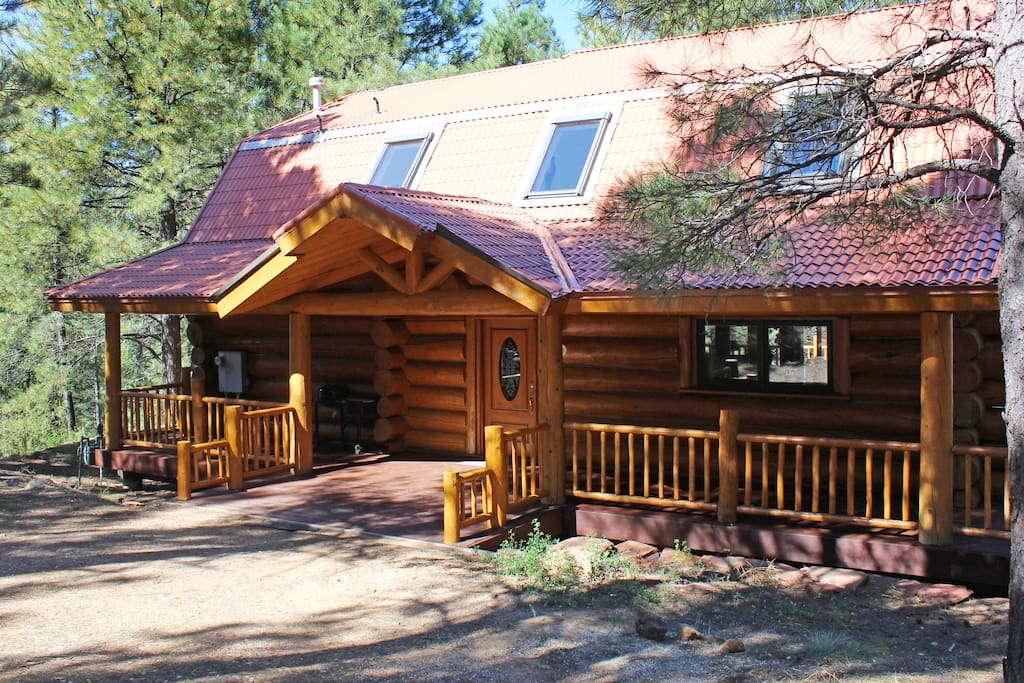 sky view lodge cabins for rent in flagstaff arizona