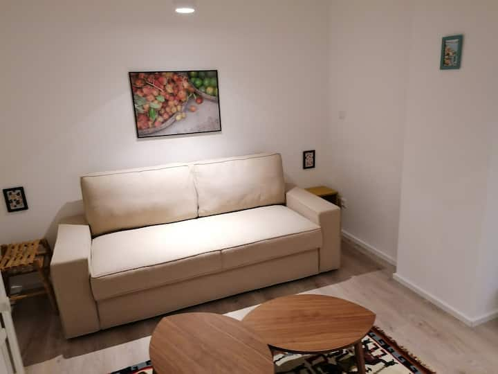 Newly renovated apartment close to Messe
