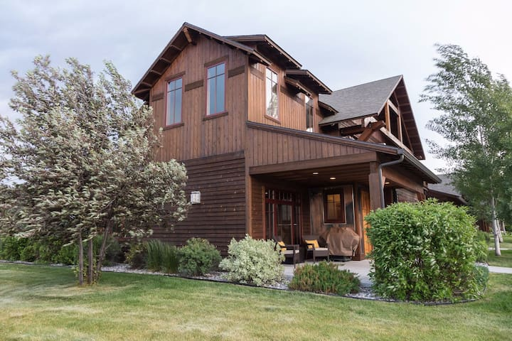 Maiden Star Townhouse - Elegant Townhouse Close to Bozeman