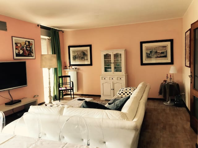 Appartamento con vista Bisalta