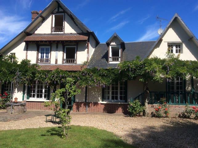 Les tilleuls - Le Bec-Thomas - Casa