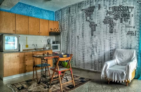 #Appartement confortable dans le centre de Kastoria#
