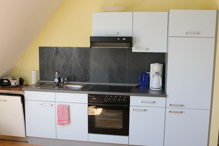 Schlafen in Radebeul - Radebeul - Apartment
