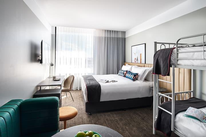 Alexandria Quad Micro-Apartment
