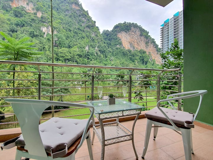 Ipoh | Lakeside Modern Residences with Lake view!