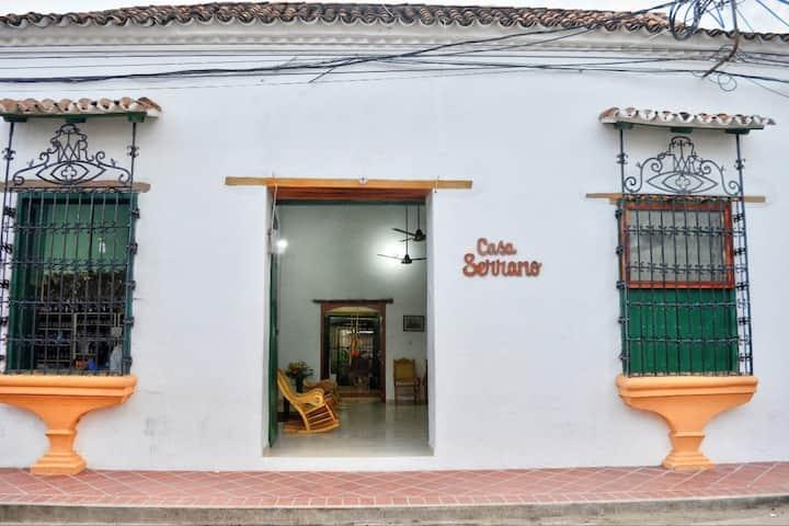 Casa Serrano - Calle Real