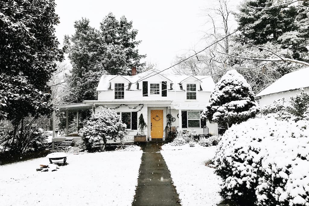 Front of our home //