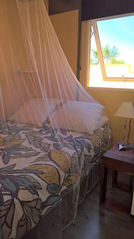 chambre à coucher - lit 2 pers