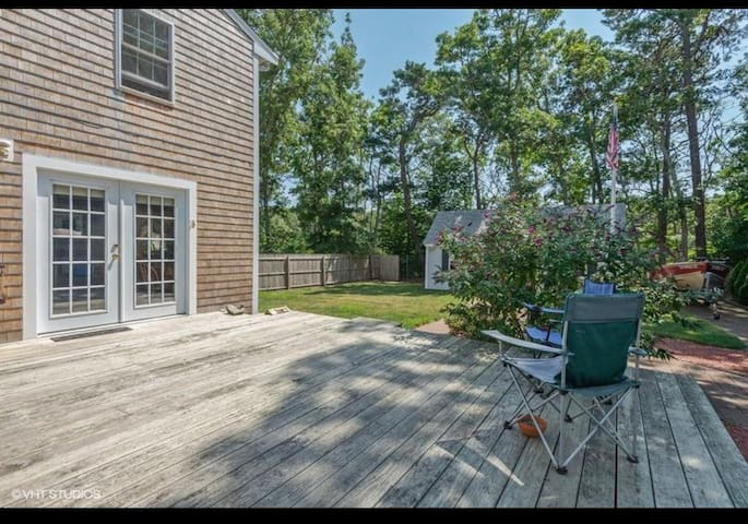 2 story newly renovated w/deck