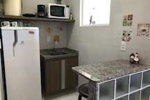 Flat para 5 em Maracaipe/Porto de Galinhas