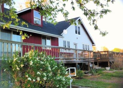 """Thirties"" Studio Apt at Ozark Highlands Farm"