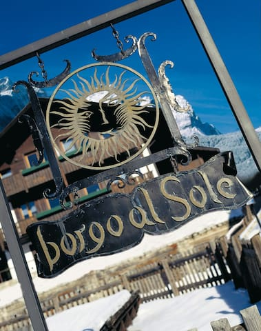 Borgo Al Sole by L.C.L. Group - Sappada - Huoneisto