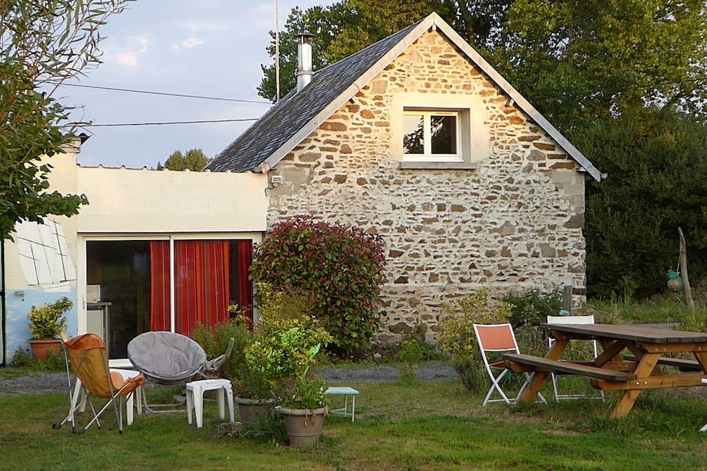 La petite maison des sablons case in affitto a annoville - La petite maison normandie ...
