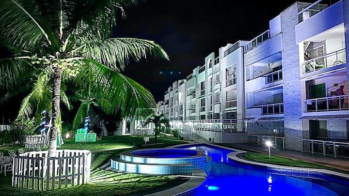 Apartamento de Praia - Tabatinga Beach Resort