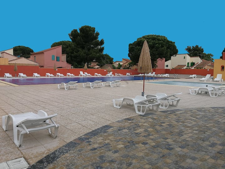 Villa clim piscine animations wifi mini golf