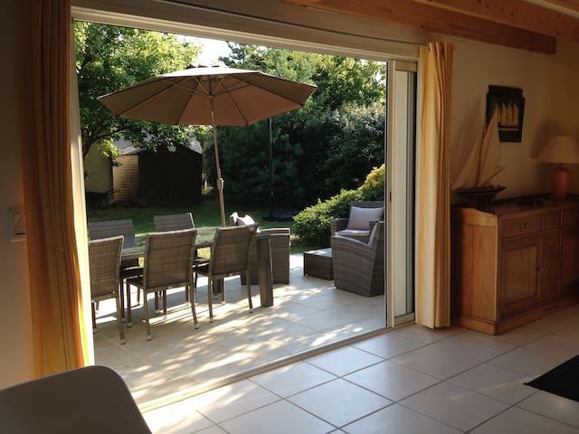 Grande maison  à 10 min à pied de la mer - La Baule-Escoublac - Villa