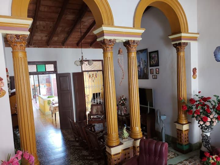 Welcome Home to Casa Aliuska