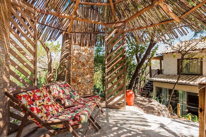 Suite Standard com vista para o Jardim de Pedras - Serra do Cipó  - Bed & Breakfast