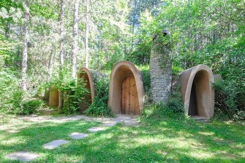 Tunelový dům Omaya