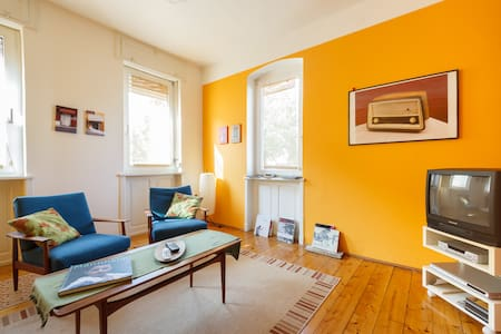 Bright apartment with garden. - Ludwigshafen am Rhein/Oggersheim - 公寓